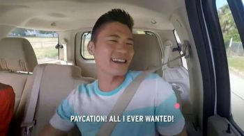 AutoNation TV Spot, 'Paycation: 2017 Honda Civic LX' Feat. Jack Harvey - Thumbnail 3