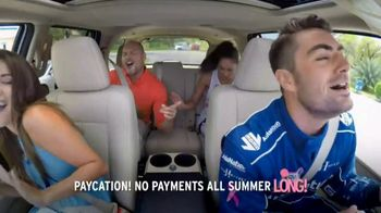 AutoNation TV Spot, 'Paycation: 2017 Honda Civic LX' Feat. Jack Harvey - Thumbnail 5