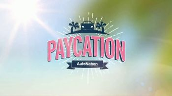AutoNation TV Spot, 'Paycation: 2017 Honda Civic LX' Feat. Jack Harvey - Thumbnail 6