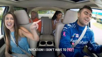 AutoNation TV Spot, \'Paycation: 2017 Honda Civic LX\' Feat. Jack Harvey