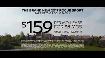 Nissan TV Spot, 'Midnight Edition: 2017 Rogue Sport' Song by Gin Wigmore [T2] - Thumbnail 9