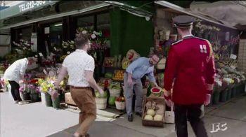 Hotels.com TV Spot, 'IFC: High Five' - 6 commercial airings
