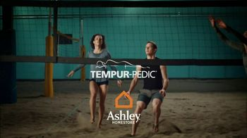 Ashley HomeStore TV Spot, 'Perfect Tempur-Pedic' - Thumbnail 1