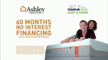 Ashley HomeStore TV Spot, 'Perfect Tempur-Pedic' - Thumbnail 7