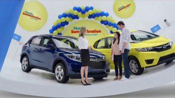 Honda Summerbration Sales Event TV Spot, 'Pie: 2017 Fit LX' [T2] - Thumbnail 5
