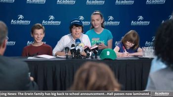 Academy Sports + Outdoors TV Spot, 'I Choose Academy: Mix + Match' - 2 commercial airings