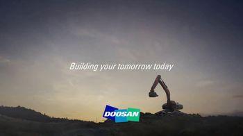 Doosan Group TV Spot, 'Building Your Tomorrow Today' - Thumbnail 9