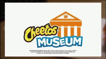 Cheetos TV Spot, 'Ion Television: Cheetos Museum' - Thumbnail 6