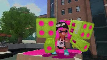 Splatoon 2 TV Spot, 'Welcome Back to Inkopolis!' - Thumbnail 8