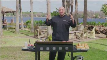 Blackstone Griddle TV Spot, 'Become a Blackstone Legend' - Thumbnail 3