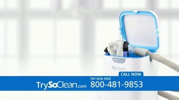 SoClean TV Spot, 'Safely Sanitize and Disinfect' - Thumbnail 4