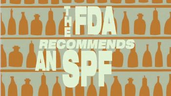 Food & Drug Administration TV Spot, 'Sunscreen' - Thumbnail 2