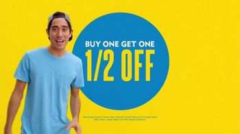 Shoe Carnival TV Spot, 'Poster Boy' Featuring Zach King - Thumbnail 9