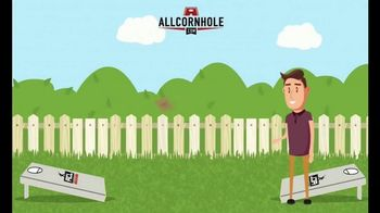 AllCornhole.com TV Spot, 'Be Like Greg' - Thumbnail 7