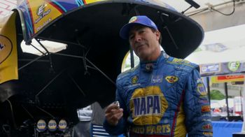 E3 Spark Plugs TV Spot, 'Maximize Fuel Burn' Featuring Ron Capps