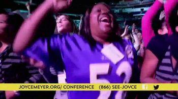 2017 Joyce Meyer Ministries Conference Tour TV Spot, 'Atlanta & Milwaukee' - Thumbnail 7