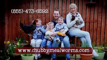 Chubby Mealworms TV Spot, 'Tested and Approved' - Thumbnail 6