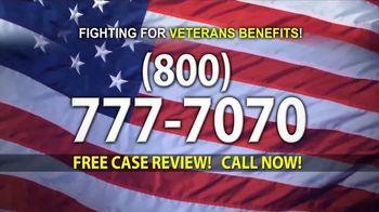George Sink, P.A. TV Spot, 'Veterans Benefits' - Thumbnail 6