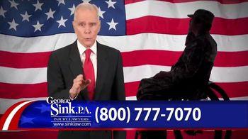 George Sink, P.A. TV Spot, 'Veterans Benefits' - Thumbnail 7