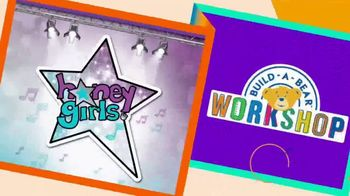 Build-A-Bear Workshop Honey Girls TV Spot, 'Nickelodeon: Now and Wow' - Thumbnail 1