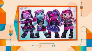 Build-A-Bear Workshop Honey Girls TV Spot, 'Nickelodeon: Now and Wow'