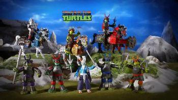 Tales of the Teenage Mutant Ninja Turtles TV Spot, 'Samurai Basic Figures' - Thumbnail 1