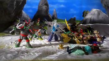 Tales of the Teenage Mutant Ninja Turtles TV Spot, 'Samurai Basic Figures' - Thumbnail 9