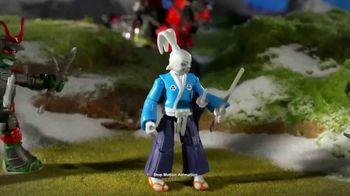 Tales of the Teenage Mutant Ninja Turtles TV Spot, 'Samurai Basic Figures' - Thumbnail 2