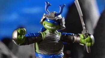 Tales of the Teenage Mutant Ninja Turtles TV Spot, 'Samurai Basic Figures' - Thumbnail 4