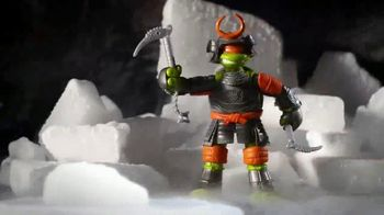 Tales of the Teenage Mutant Ninja Turtles TV Spot, 'Samurai Basic Figures' - Thumbnail 5