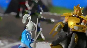 Tales of the Teenage Mutant Ninja Turtles TV Spot, 'Samurai Basic Figures' - Thumbnail 8