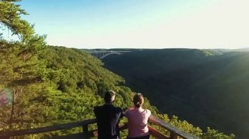 West Virginia Division of Tourism TV Spot, 'Biking and Climbing' - Thumbnail 9