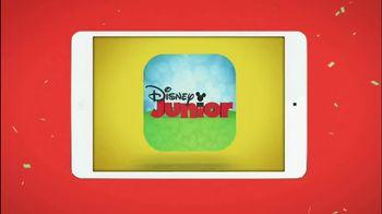Disney Junior App TV Spot, 'The Lion Guard: Super Summer Arcade' - Thumbnail 7