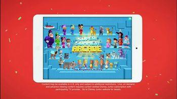 Disney Junior App TV Spot, 'The Lion Guard: Super Summer Arcade' - Thumbnail 2