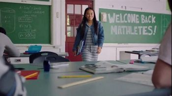 Staples TV Spot, 'Back to School Like a Pro: Champion'