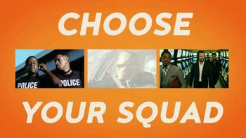 Crackle.com TV Spot, 'Choose Your Squad'
