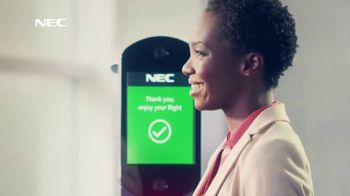 NEC Technologies TV Spot, 'Keeping People Safe, Connected & Moving Forward' - Thumbnail 4