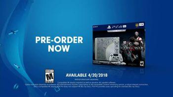 PlayStation 4 Pro TV Spot, 'Opera: God of War Bundle' - Thumbnail 10