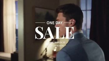 JoS. A. Bank One Day Sale TV Spot, 'Up to 70 Percent Off Almost Everything' - Thumbnail 1
