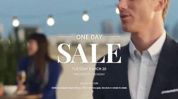 JoS. A. Bank One Day Sale TV Spot, 'Up to 70 Percent Off Almost Everything' - Thumbnail 8