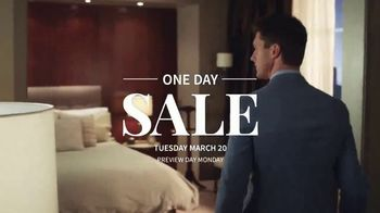 JoS. A. Bank One Day Sale TV Spot, 'Up to 70 Percent Off Almost Everything' - Thumbnail 2