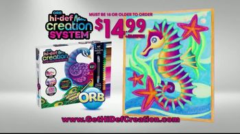 Orb Toys Hi-Def Creation System TV Spot, 'Ditch the Wax' - Thumbnail 9