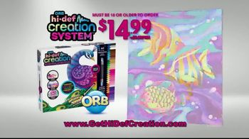 Orb Toys Hi-Def Creation System TV Spot, 'Ditch the Wax' - Thumbnail 8