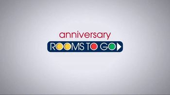 Rooms to Go Anniversary Sofa Sale TV Spot, 'Without Exception' - Thumbnail 1