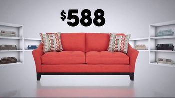 Rooms to Go Anniversary Sofa Sale TV Spot, 'Without Exception' - Thumbnail 7