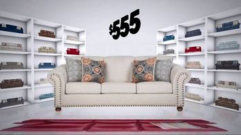 Rooms to Go Anniversary Sofa Sale TV Spot, 'Without Exception' - Thumbnail 8