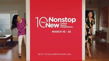 JCPenney 10 Days of Nonstop New Event TV Spot, 'New Deals' Song by Redbone - Thumbnail 9