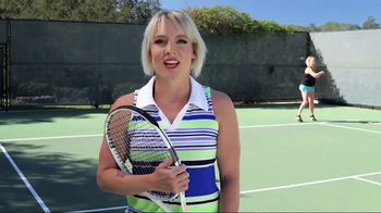Tennis Warehouse TV Spot, 'Coolest Items Online' Ft. Bethanie Mattek-Sands - Thumbnail 1
