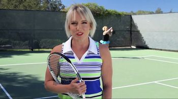 Tennis Warehouse TV Spot, 'Coolest Items Online' Ft. Bethanie Mattek-Sands - Thumbnail 2