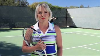 Tennis Warehouse TV Spot, 'Coolest Items Online' Ft. Bethanie Mattek-Sands - Thumbnail 3
